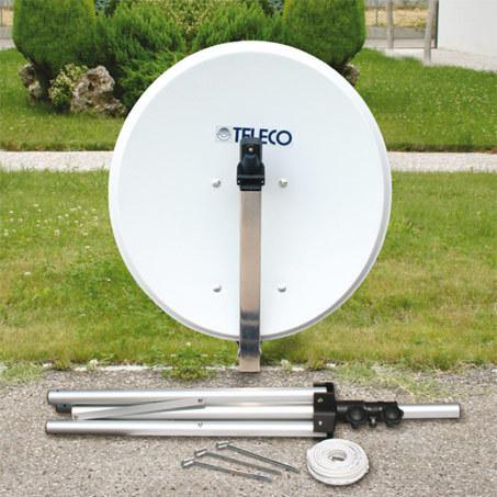 antenne satellite portable carry sat 65 cm teleco 10haspcs65tcl accessoires camping car. Black Bedroom Furniture Sets. Home Design Ideas