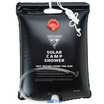 Douche solaire 20 litres 30pedsolcl accessoires - Douche solaire camping car ...