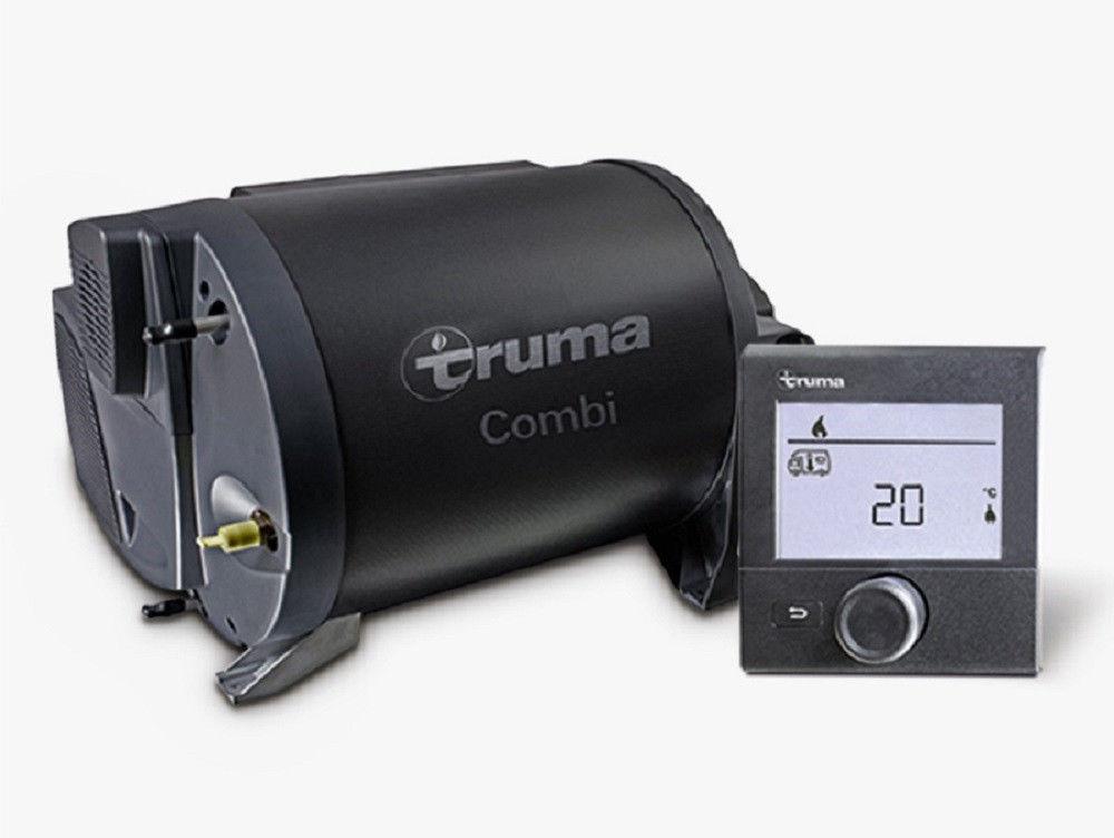 Chauffage chauffe eau combi 6cp plus truma 80gcom6cpcl - Chauffe eau caravane ...
