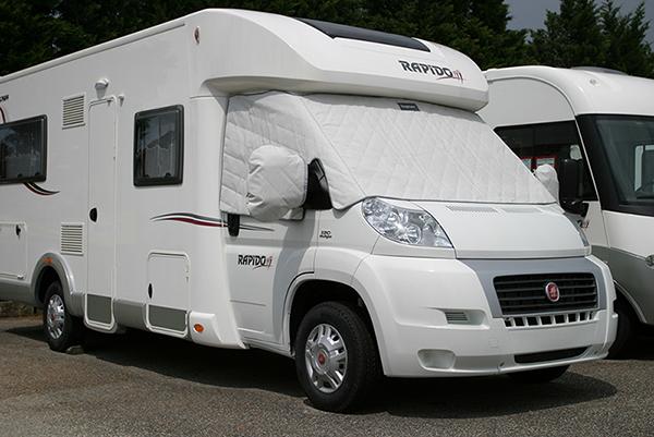 thermocover housse r tro profil la paire de 2 70chrpro sopl accessoires camping car. Black Bedroom Furniture Sets. Home Design Ideas